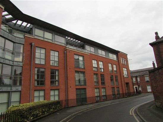 Thumbnail Flat for sale in City Space Apartments, Preston