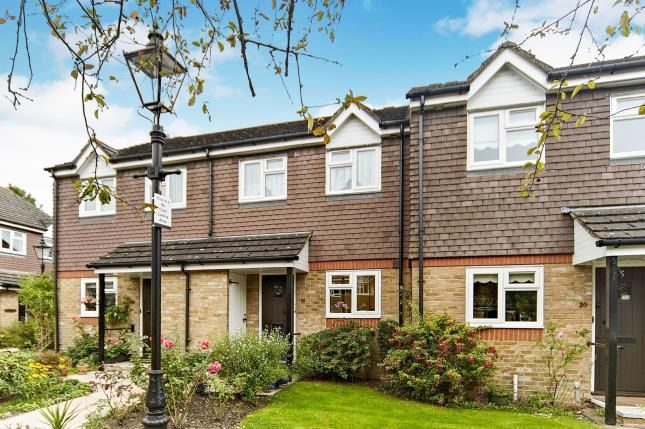 Thumbnail Terraced house for sale in Peregrine Gardens, Shirley, Croydon, Surrey