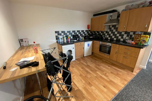 Kitchen Area of Edric House, The Rushes, Loughborough LE11