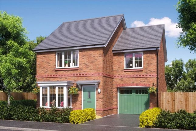 Thumbnail Detached house for sale in Silkin Park Hinkshay Road, Dawley, Telford