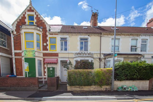 Thumbnail Property for sale in Wyndham Crescent, Canton, Cardiff