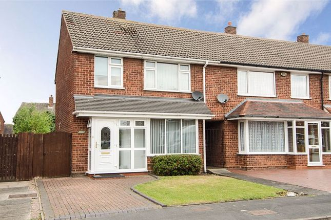 3 bed semi-detached house to rent in Charles Crescent, Pelsall, Walsall WS3