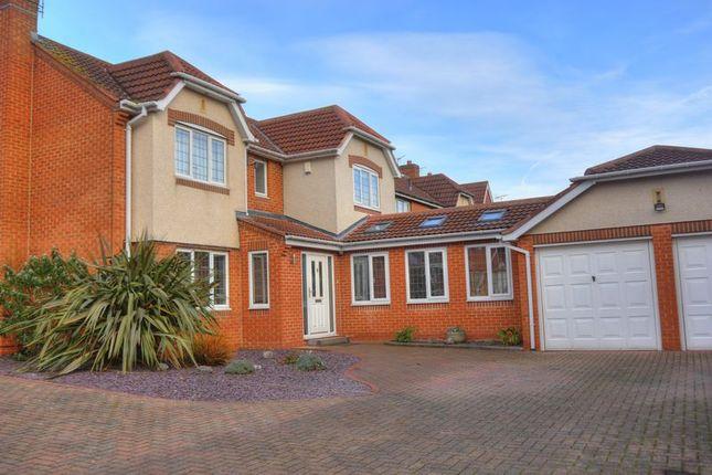 Thumbnail Detached house for sale in Kemble Close, Cramlington