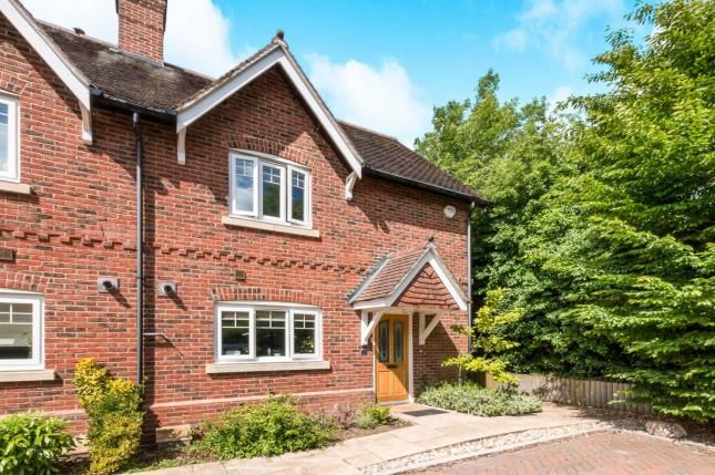 Thumbnail Semi-detached house for sale in Baughurst, Tadley, Hampshire