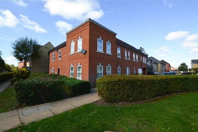 Thumbnail Flat to rent in Cavell Drive, Bishop's Stortford