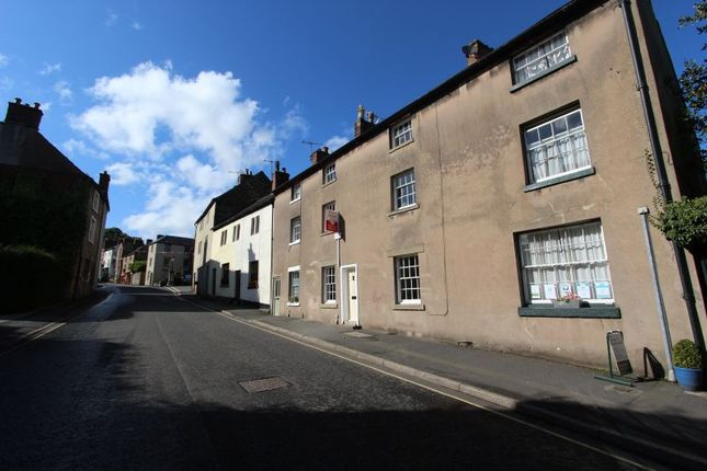 Thumbnail Town house for sale in 35 Coldwell Street, Wirksworth, Nr Matlock