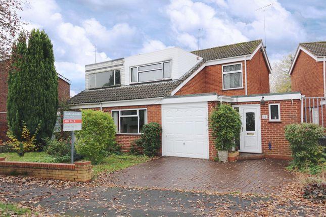 Thumbnail Semi-detached house for sale in Washford Lane, Redditch