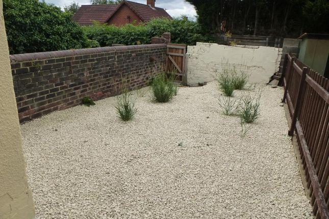 Garden of Highgate Lane, Goldthorpe, Rotherham S63
