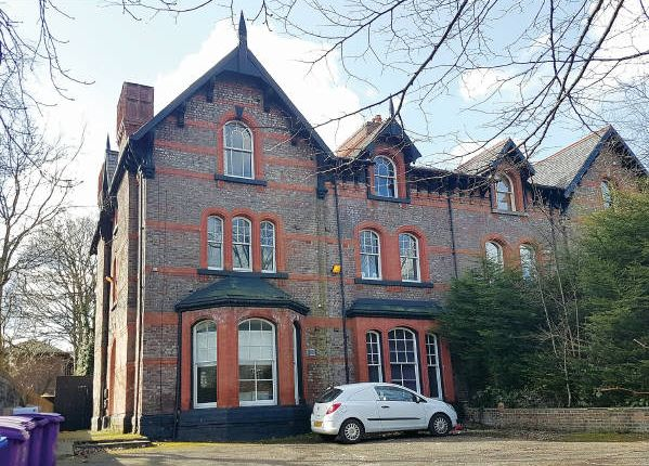 Thumbnail Block of flats for sale in Apartments 1-12, 4A Parkfield Road, Aigburth, Merseyside