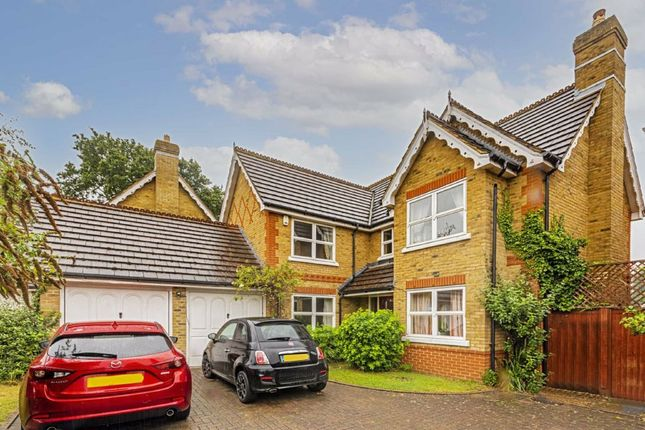 Thumbnail Detached house to rent in Parklands Grove, Isleworth