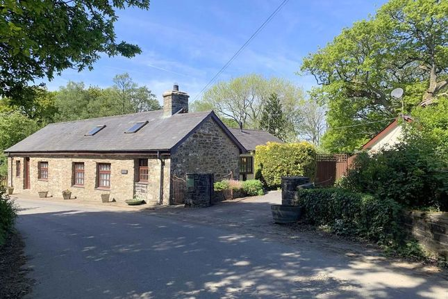 Thumbnail Detached house for sale in Oakford, Llanarth, Ceredigion