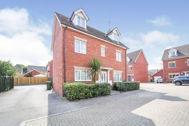 5 bed detached house for sale in Tottington Close, Thetford IP24