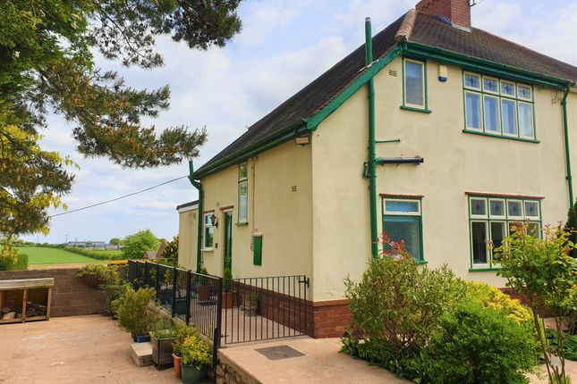 Semi-detached house to rent in Bryn-Tor, Horsehead Lane, Bolsover