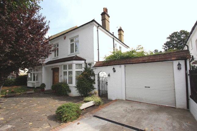 Thumbnail Semi-detached house for sale in Carshalton Park Road, Carshalton