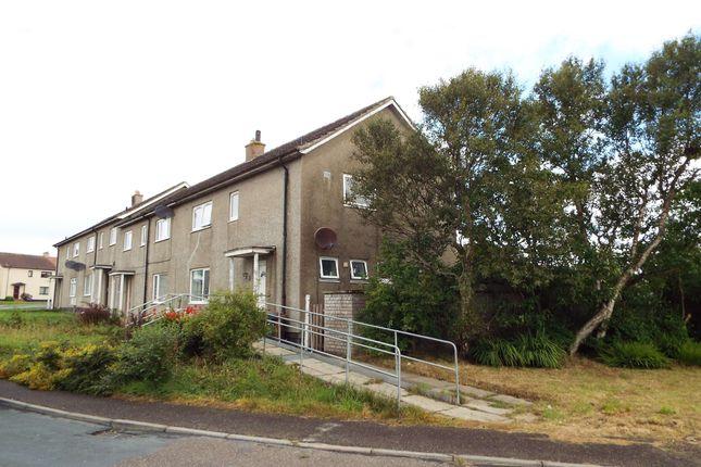 Thumbnail Terraced house for sale in Howburn Road, Thurso