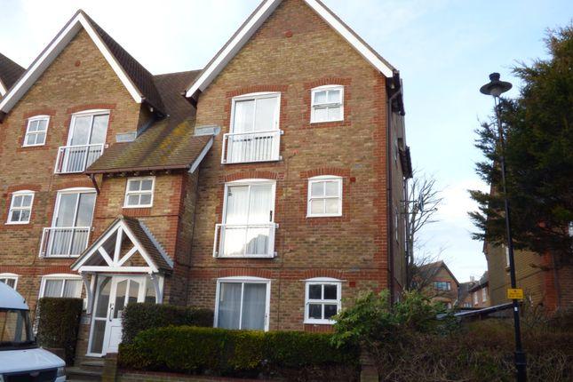Thumbnail 1 bed flat to rent in River Road, Littlehampton