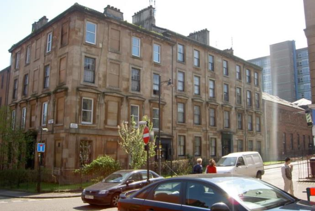 Thumbnail Flat to rent in 52 Rose Street, Glasgow