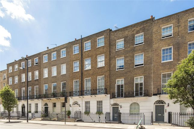 Thumbnail Terraced house for sale in Gloucester Place, London