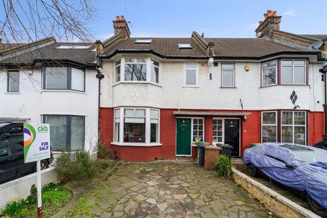 Thumbnail Terraced house for sale in Tannsfeld Road, Sydenham