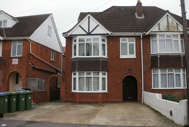 Thumbnail Semi-detached house to rent in Portswood Avenue, Southampton
