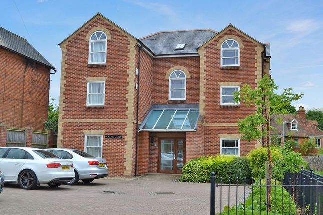 Thumbnail Flat for sale in Chapel Gates, Newtown Road, Newbury