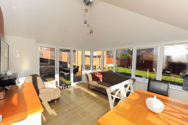 Thumbnail Detached bungalow for sale in Wilkinson Close, Chesterfield