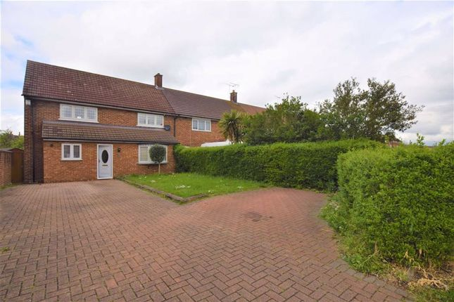 4 bed semi-detached house for sale in Gardner Avenue, Corringham, Essex SS17