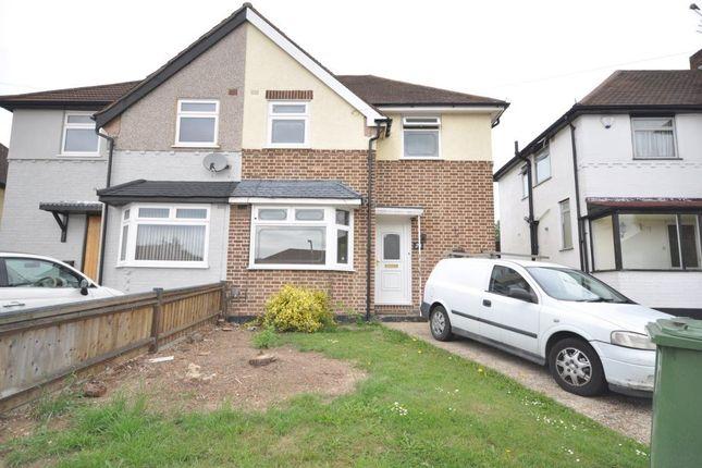 Thumbnail Flat to rent in Harold Court Road, Harold Wood, Romford