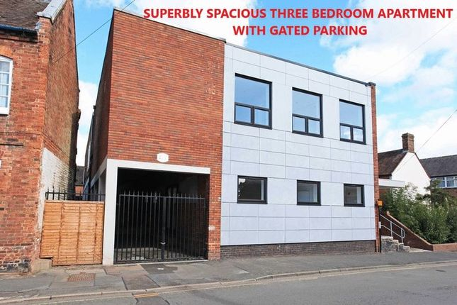 Thumbnail Flat for sale in Apartment 1 Listley Place, 27 Listley Street, Bridgnorth