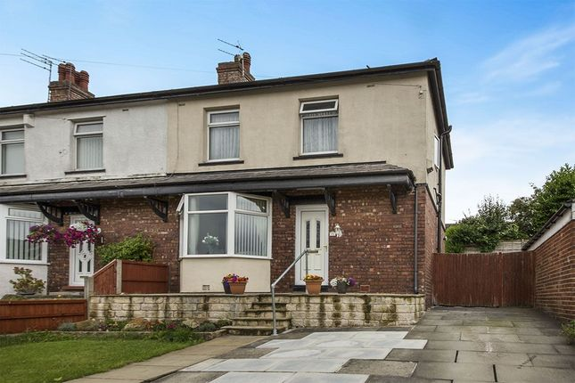 Thumbnail Terraced house for sale in Perry Avenue, Hyde