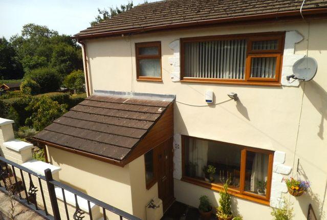 Thumbnail Semi-detached house for sale in Greenmeadow Terrace, Llangeinor, Bridgend