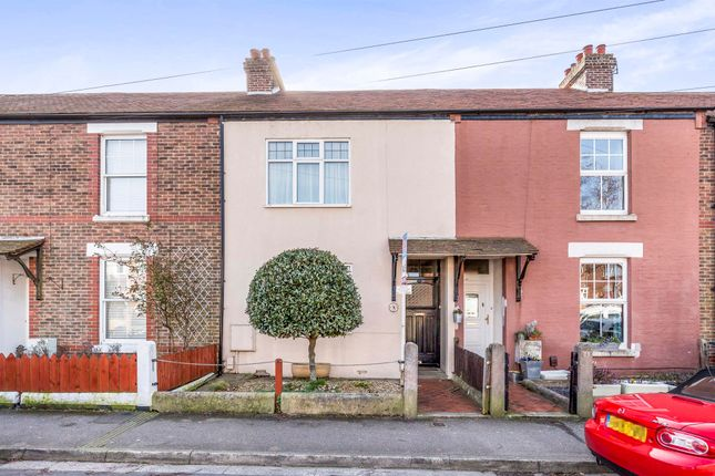 Thumbnail Terraced house for sale in Village Road, Alverstoke, Gosport