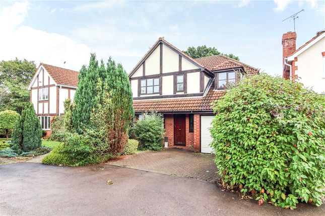 4 bed detached house for sale in Powderham Avenue, Warndon, Worcester WR4
