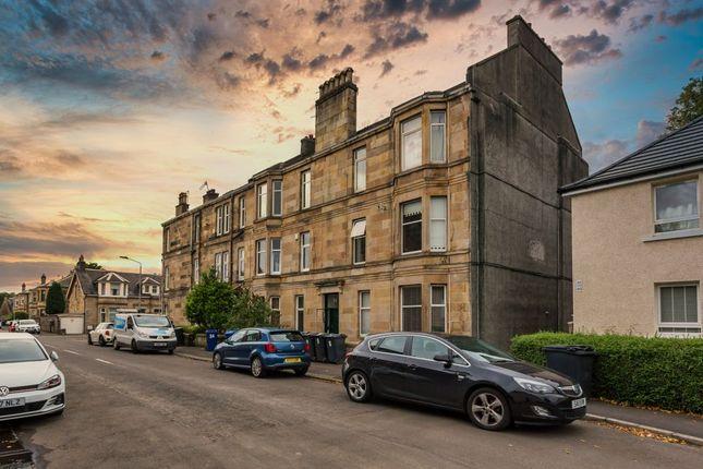 Thumbnail Flat for sale in 34 1/2 Kelburne Drive, Paisley