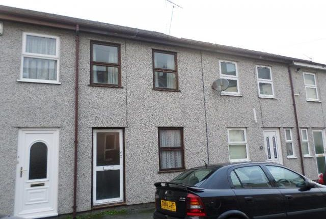 Thumbnail Terraced house to rent in 6, Assheton Terrace, Caernarfon