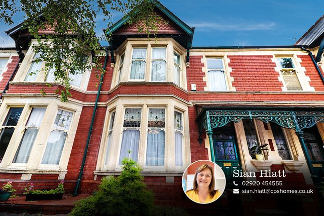 Thumbnail Terraced house for sale in Kimberley Road, Penylan, Cardiff