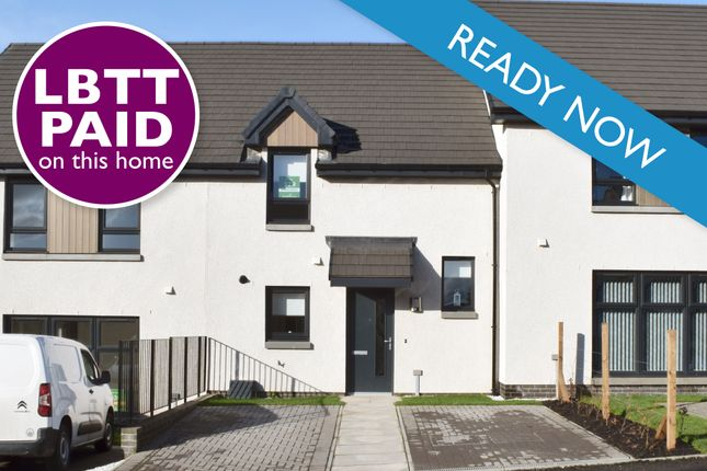 Thumbnail Terraced house for sale in 6 Acremoar Drive, Off The A922/South Street, Kinross