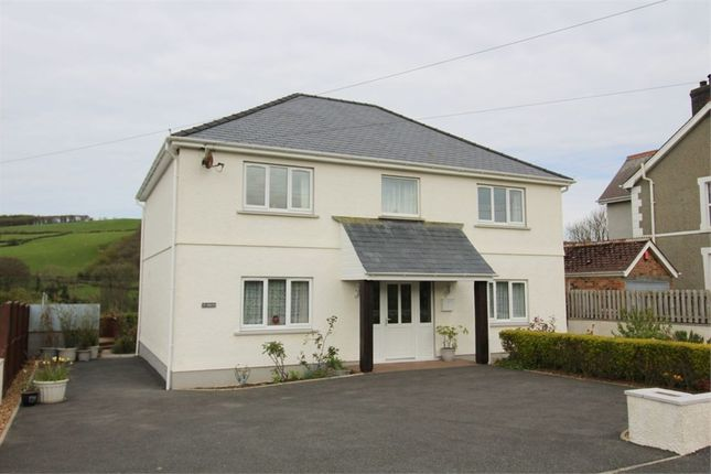 Thumbnail Detached house for sale in Rhydybont, Llanybydder