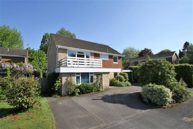 Thumbnail Property for sale in Willow Gardens, Liphook, Hampshire