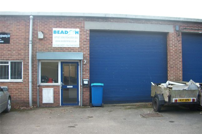 Thumbnail Light industrial to let in Bartlett Park, Millfield, Chard, Somerset