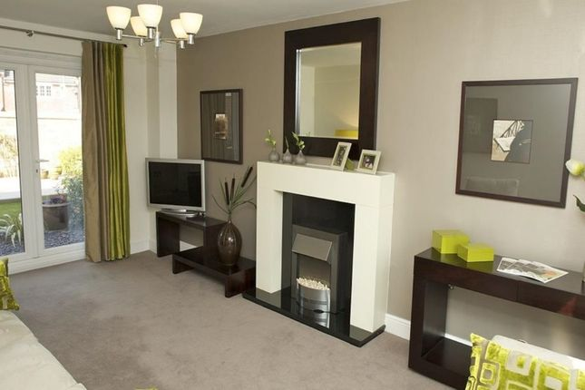 Thumbnail Detached house for sale in The Views, Smethurst Road, Billinge, Wigan