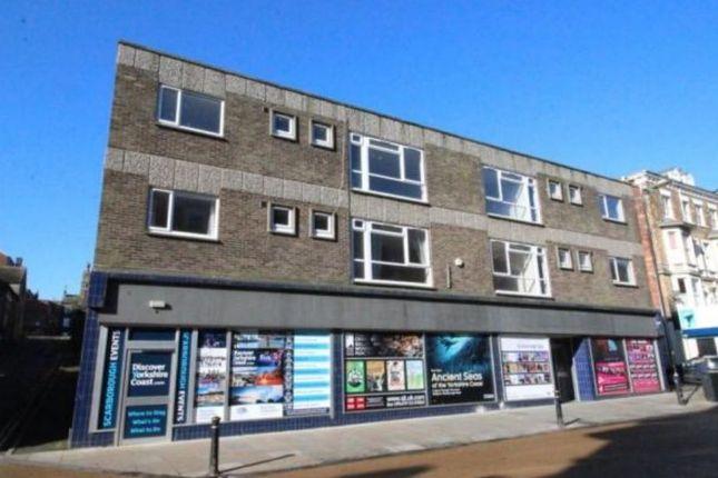 Flat 4 Rowntree House, Aberdeen Walk, Scarborough, North Yorkshire YO11