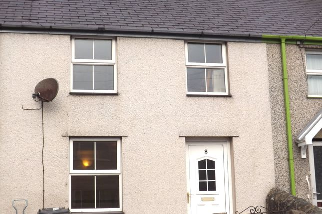 Thumbnail Terraced house to rent in Twrcuhyelyn Street, Llanerchymedd