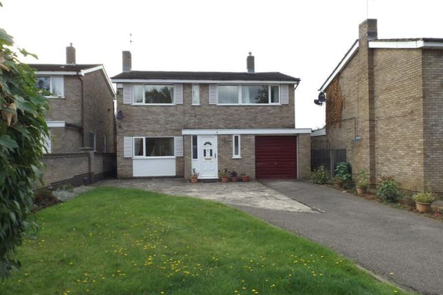 Thumbnail Property to rent in Forest Rise, Oadby, Leicester