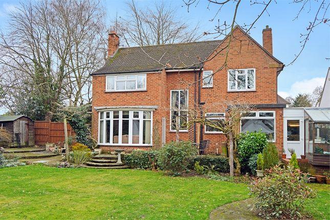 Thumbnail Detached house for sale in Abington Park Crescent, Abington, Northampton