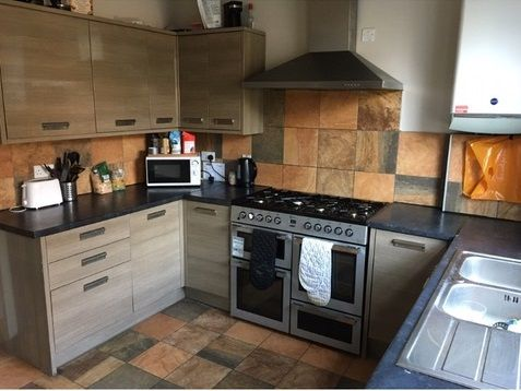 Thumbnail Terraced house to rent in Kearsley Road, Sheffield