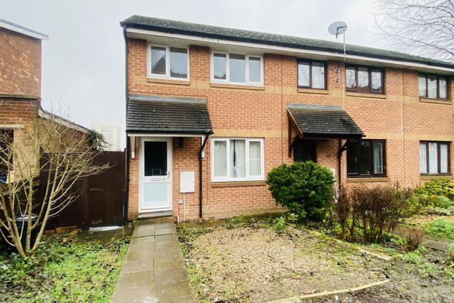 Thumbnail End terrace house to rent in Pittville Gardens, London