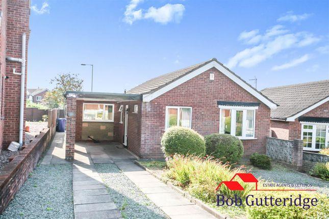 Thumbnail Detached bungalow for sale in Cavendish Grove, Westbury Park, Newcastle