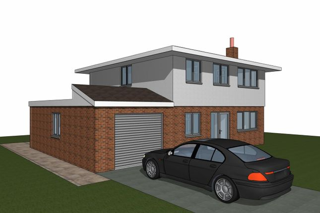 Thumbnail Detached house to rent in Leegomery Road, Wellington, Telford