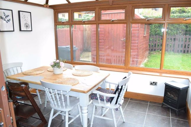 Conservatory of 26, Rhos Y Maen Isaf, Llanidloes, Powys SY18